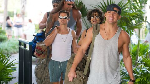 """""""Magic Mike XXL"""" lacks Steven Soderbergh's presence behind the camera, but the sequel to """"Magic Mike"""" does have Channing Tatum, front, reprising his role as male stripper """"Magic Mike"""" Lane. (Tatum also co-wrote.) The plot can be reduced to two words: Road trip! It opened July 1."""