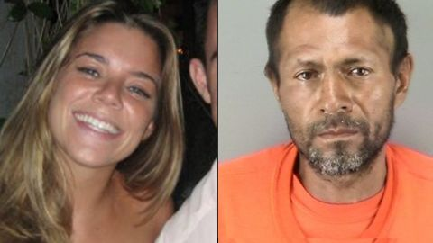 On July, 1, 2015 at approximately 6:30 PM, San Francisco Police Officers responded to a call of a shooting that occurred on Pier 14 (located on Embarcadero and Mission). Upon arrival Officers discovered a 31 year old Kate Steinle suffering from a gunshot wound to her upper torso. With the help of a Good Samaritan, Officers quickly rendered aid to the victim until paramedics arrived on scene. The victim was immediately transported to San Francisco General Hospital where she tragically succumbed to her injuries.