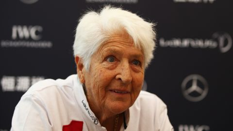 """Back in Australia, Olympic swimming great Dawn Fraser accused Kyrgios of setting a poor example for younger players, and her comments about his ethnicity have caused outrage. Fraser suggested the 20-year-old, whose father is Greek and mother is from Malaysia, could """"go back to where their fathers or their parents came from."""" """"We don't need them here in this country to act like that,"""" added Fraser, 77."""