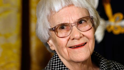 """Pulitzer Prize winner and """"To Kill A Mockingbird"""" author Harper Lee"""