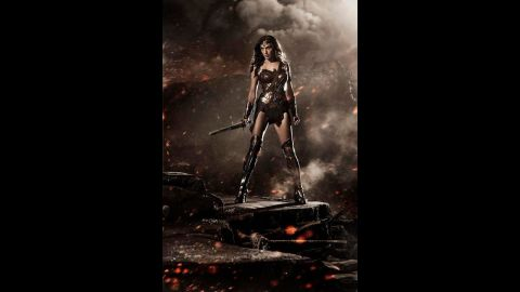 """Wonder Woman has been a perennial Halloween favorite, but the upcoming """"Batman v. Superman"""" has likely driven up interest."""