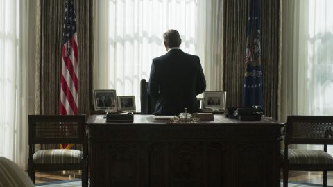 """Kevin Spacey, """"House of Cards"""""""