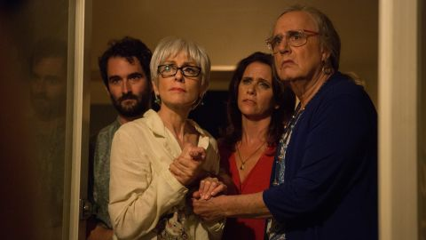 """<strong>""""Transparent"""" Season 4: </strong>Jeffrey Tambor has picked up a few awards for his portrayal in this series about a transgender woman and her family. <strong>(Amazon Prime) </strong>"""