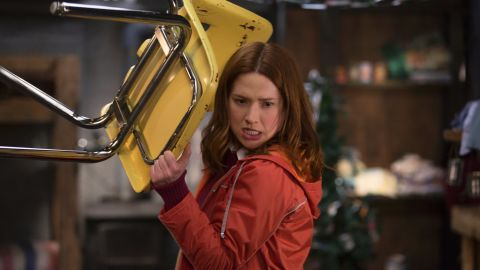 """Viewers either love or hate Tina Fey's Netflix passion project, """"Unbreakable Kimmy Schmidt,"""" starring Ellie Kemper. Fans gobbled up the campy comedy when it launched, with many making it through the first 13 episodes in one sitting."""