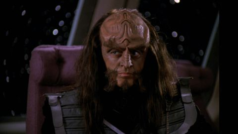 """The Welsh government responded to an inquiry about UFOs with a bit of the """"Star Trek"""" language Klingon."""