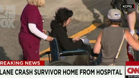 plane crash survivor home from hospital newday dnt sidner_00002001.jpg