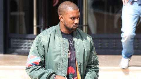"""Kanye West has <a href=""""http://images.complex.com/complex/image/upload/t_article_image/gsiumm6907fe1qg9vaf9.png"""" target=""""_blank"""" target=""""_blank"""">wrapped himself in the flag</a> and worn flag decals. """"I took the Confederate flag and made it my flag. It's my flag now. Now what you gonna do?"""" <a href=""""http://www.cnn.com/2013/11/04/us/kanye-west-confederate-flag/"""">he told a Los Angeles radio station</a>."""