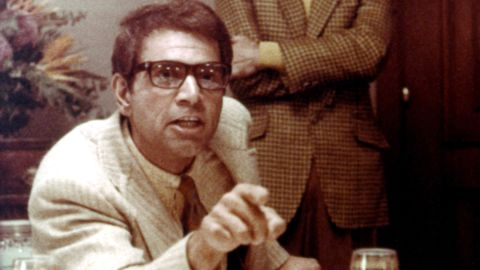 """<a href=""""http://www.cnn.com/2015/07/19/entertainment/alex-rocco-godfather-actor-dies-thr-feat/"""" target=""""_blank"""">Alex Rocco</a>, the veteran tough-guy character actor with the gravelly voice best known for playing mobster and Las Vegas casino owner Moe Greene in """"The Godfather,"""" died on July 18. He was 79."""