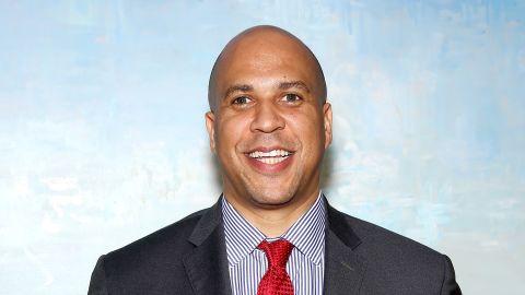 New Jersey Sen. Cory Booker