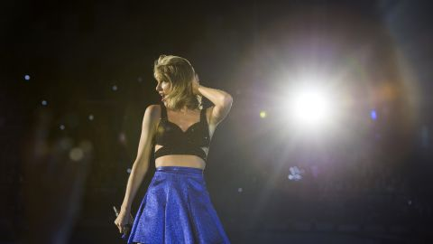 """Best pop video: Taylor Swift (pictured), """"Blank Space""""; Beyoncé, """"7/11""""; Ed Sheeran, """"Thinking Out Loud""""; Mark Ronson feat. Bruno Mars, """"Uptown Funk""""; Maroon 5, """"Sugar.""""<br />"""