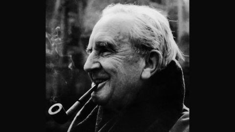 """J.R.R. Tolkien based some of """"The Lord of the Rings"""" on his World War I experiences."""