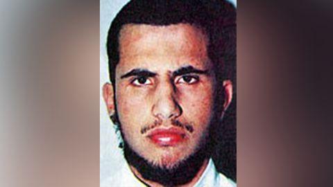 Muhsin al Fadhli, the killed leader of al Qaeda's Khorasan Group.