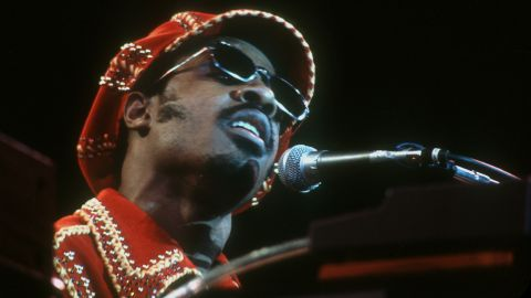 """A prodigy of the '60s, Wonder became a musical powerhouse in the '70s with his boundless  creativity and vibrant vision for the future of soul. His streak of genius gave us a string of masterpiece albums: """"Music of my Mind,"""" """"Talking Book,"""" """"Innervisions,"""" """"Fulfillingness'  First Finale"""" and """"Songs in the Key of Life."""""""