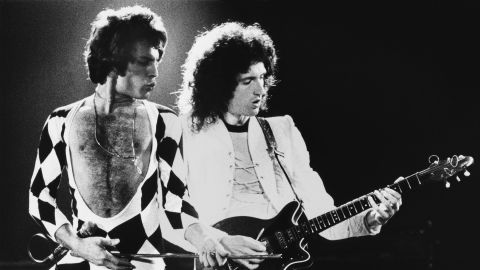 """Queen is best known for its operatic performances and for singer Freddy Mercury's emotionality and whimsy on stage. The band pushed the limits of the rock genre with chart-toppers like """"We Will Rock You,"""" """"Bohemian Rhapsody"""" and """"Somebody to Love."""""""