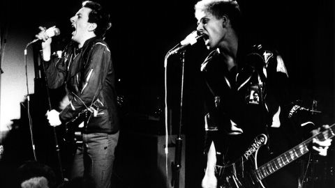 """The Clash was one of the few punk bands to experience mainstream, commercial success in the '70s. """"London Calling,"""" the band's third album and its first to hit big in the United States, presented songs influenced by the social, political and economic turmoil of the times."""