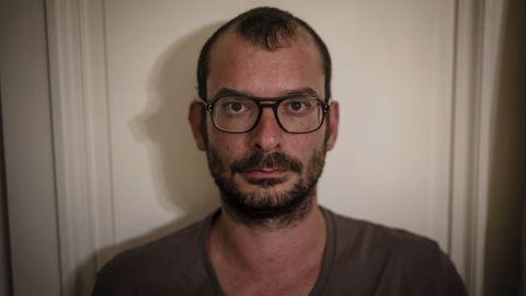 Photographer Guillaume Binet
