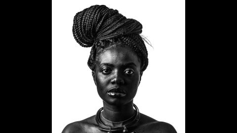 """For Nigerian photographer Ima Mfon, heritage is about pride -- and unity. His series """"Nigerian Identity"""" is a celebration of those who share that bond with him."""