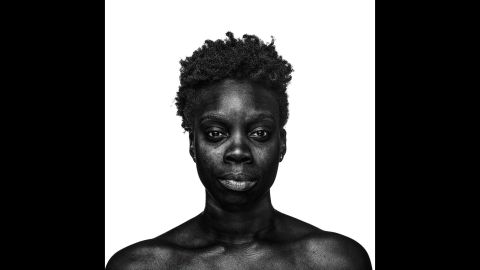 For now, his series features mostly young people from New York and a few from Texas. He hopes to travel to other countries to find larger populations of Nigerians to include in his work.