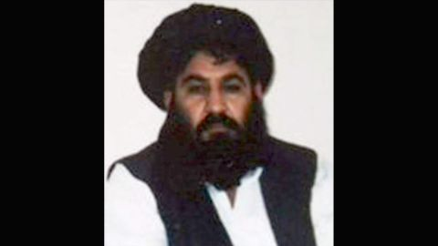 """Mullah Akhtar Mohammad Mansour became the leader of the Taliban after Omar's death.<a href=""""http://www.cnn.com/2016/05/21/politics/u-s-conducted-airstrike-against-taliban-leader-mullah-mansour/index.html"""" target=""""_blank""""> Mansour was killed in an airstrike in Pakistan on Saturday, May 21, 2016</a>."""