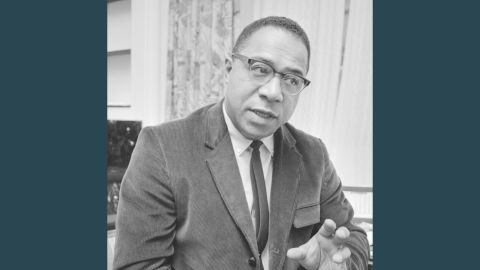 American writer Alex Haley wrote Roots: The Saga of an American Family. He claimed to be a seventh generation descendant of Kunta Kinte -- a claim that some experts dispute.