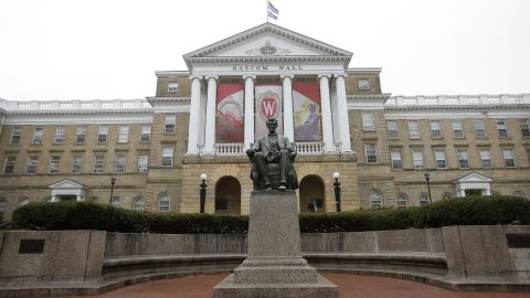 University of Wisconsin-Madison ranked third on the list, rounding out the Midwest's domination of the top three slots.