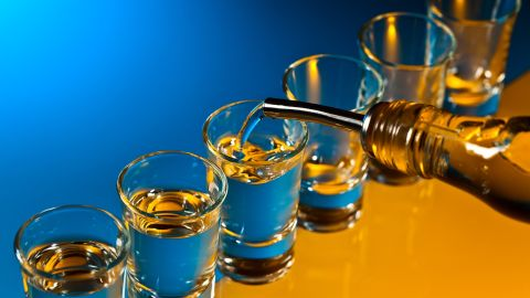 Alcohol can cause damage because it is rapidly absorbed inside the body and transmits throughout the body's systems within half an hour. It then crosses the placenta and gets inside the fetus, alcohol can go on to damage growth and nerve cells during development.