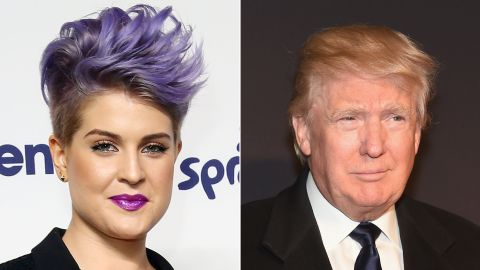 """Kelly Osbourne <a href=""""http://www.cnn.com/2015/08/04/politics/kelly-osbourne-donald-trump-latinos/index.html"""">tried to call out Donald Trump</a> on ABC's """"The View"""" about his comments about Latino immigrants, but her comment was not well received by the show's other co-hosts."""