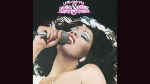 """<strong>""""Live and More,"""" Donna Summer</strong>: The Queen of Disco seldom looked more alluring than she did on the cover of her 1978 album. From the eyeshadow to the backlit hair, the picture was as exciting as Summer's songs."""