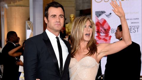 Jennifer Aniston and Justin Theroux tied the knot in an intimate ceremony at home on Wednesday, August 5, sources told People magazine.