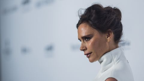 """Victoria Beckham  rose to fame as one of the Spice Girls and went on to build a successful career as a fashion designer in a highly competitive field. But that is not enough for <a href=""""http://www.dailymail.co.uk/femail/article-2360591/Is-Victoria-Beckham-queen-Bitchy-Resting-Face-The-A-list-stars-look-thoughtfully-sad-angry-reason.html"""" target=""""_blank"""" target=""""_blank"""">some in the media,</a> who insist that she smile more or risk being an RBF."""