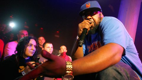 """Rapper <a href=""""http://www.cnn.com/2015/08/09/entertainment/rapper-sean-price-dies-feat/index.html"""" target=""""_blank"""">Sean Price</a>, half of the group Heltah Skeltah and a member of Boot Camp Clik, died August 8, record label Duck Down Music confirmed. He was 43. The cause of his death is not currently known, a statement said."""