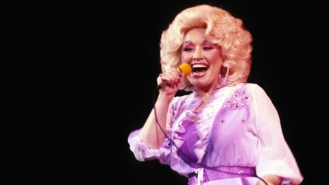"""Dolly Parton, seen here in 1978, was a respected country queen before finding mainstream success in the '70s with hits like """"Jolene"""" and """"I Will Always Love You"""" (famously covered later by Whitney Houston)."""