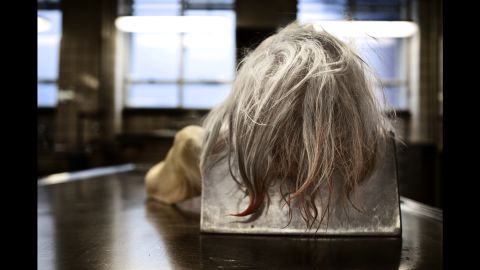 """In the spring and summer of 2012, Danish photographer Cathrine Ertmann set out to document death and what happens to people after they die. Her project, called """"About Dying,"""" aims to break the taboo about death by viewing it up close."""