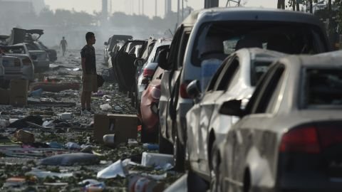 """Chinese President Xi Jinping and Premier Li Keqiang called for """"all-out efforts"""" to save the injured and minimize casualties, the state-run Xinhua news outlet reported."""