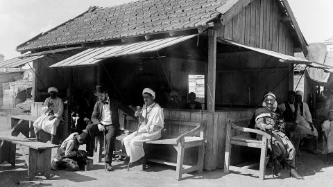 """But it was the Arabs who started coffeehouses, and that's where coffee got its first black mark. Patrons of coffeehouses were said to be more likely to gamble and engage in """"criminally unorthodox sexual situations,"""" according to author <a href=""""https://www.washington.edu/uwpress/search/books/HATCOF.html"""" target=""""_blank"""" target=""""_blank"""">Ralph Hattox</a>."""