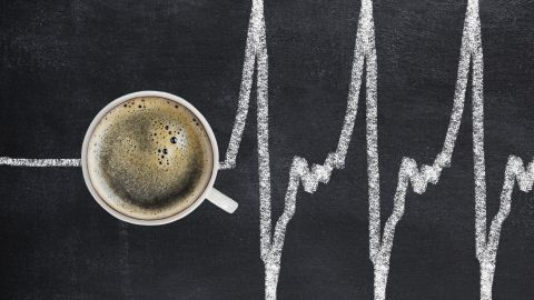 """A similar analysis of studies on<a href=""""http://circheartfailure.ahajournals.org/content/5/4/401.long"""" target=""""_blank"""" target=""""_blank""""> heart failure</a> found four cups a day provided the lowest risk for heart failure, and you had to drink a whopping 10 cups a day to get a bad association.<br /><br />And overall heart disease? A <a href=""""http://circ.ahajournals.org/content/129/6/643.long"""" target=""""_blank"""" target=""""_blank"""">meta-analysis</a> of 36 studies with more than 1.2 million participants found that moderate coffee drinking seemed to be associated with a low risk for heart disease; plus, there wasn't a higher risk among those who drank more than five cups a day."""