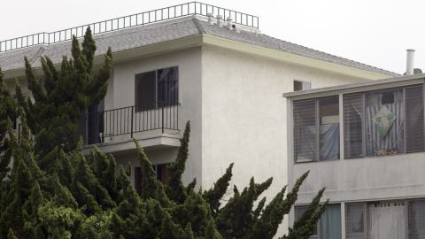 The top corner third-floor apartment, upper left, is where Bulger and Greig were arrested June 22, 2011, in Santa Monica, California. The two were arrested without incident, the FBI said. Bulger was the leader of the Winter Hill Gang when he fled in January 1995 after being tipped by a former Boston FBI agent that he was about to be indicted.