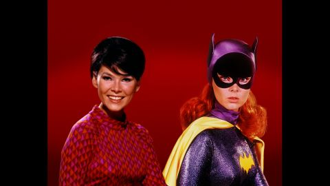 "<a href=""http://www.cnn.com/2015/08/19/entertainment/yvonne-craig-batgirl-death/index.html"">Actress Yvonne Craig</a>, who played Batgirl in the ""Batman"" TV series, died August 17 at age 78."