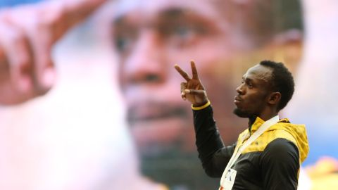 The secret to his speed and that of his countrymen and women, says Bolt, is the level of internal competition.