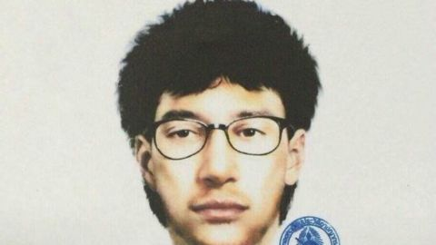 Thai police have released a sketch of the suspect in the shrine bombing.