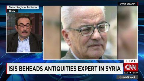 antiquities expert beheaded intv wrn _00002120.jpg