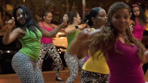 Whether you love the disco or can only tolerate an occasional slow dance at weddings, dancing has major weight loss potential. Jamming with friends at a party can burn between 450 and 600 calories, depending on how vigorously you get down. Even swaying at a concert for an hour can counter the effects of that small 230-calorie order of McDonald's French fries you might be tempted to eat on the way home.<br />