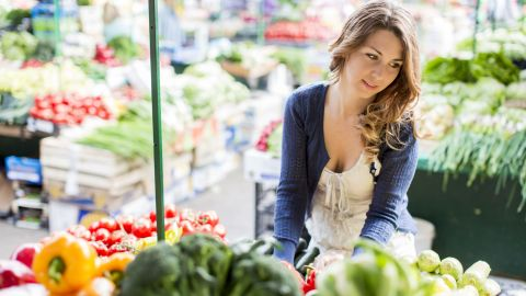 """When rifling through racks of clothes or bins of school supplies, know that an hour of shopping can burn about 180 calories. And if you go grocery shopping for that amount of time, all the heavy lifting can help you burn closer to 260 calories. Just make sure to avoid """"shopping and eating at the same time,"""" said Dr. Holly Lofton, director of the Weight Management Program at NYU's Langone Medical Center.<br />"""