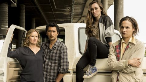 """""""Fear the Walking Dead"""" airs at 9 p.m. ET Sundays on AMC."""