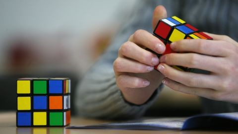 When you really put your mind to it, you can burn an additional 1½ calories a minute. The brain, an energy suck compared with the rest of the body's organs, uses up 20% of the calories you go through in a day. But demanding more of those already active neurons -- say, by focusing on a crossword puzzle or a Rubik's Cube -- can ramp up the amount of energy the brain burns through.
