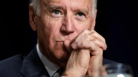 Vice President Joe Biden attends the National Prayer Breakfast on February 6, 2014 in Washington.
