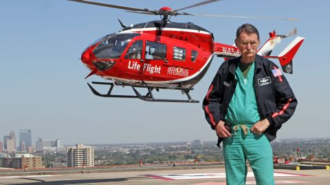 """<a href=""""http://www.cnn.com/2015/08/25/us/dr-james-red-duke-obituary/index.html"""">Dr. James """"Red"""" Duke Jr.</a>, the Texas surgeon who educated television viewers about health care, helped pioneer Life Flight and was on duty at Parkland Hospital after President John F. Kennedy was assassinated, died August 25, at the age of 86."""