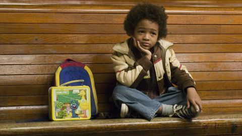 """Smith was a baby-faced child star in 2006's """"The Pursuit of Happyness."""""""