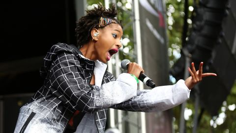 """Jayden's sister, Willow, has followed her big brother into show business. In 2011, she had a hit single with """"Whip My Hair."""""""