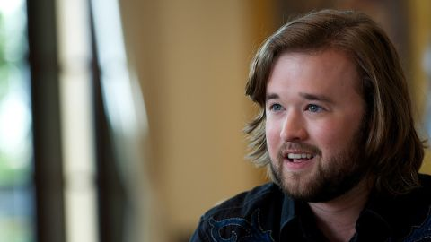"""Fans were excited to see a grown-up Haley Joel Osment in the """"Entourage"""" movie in 2015."""